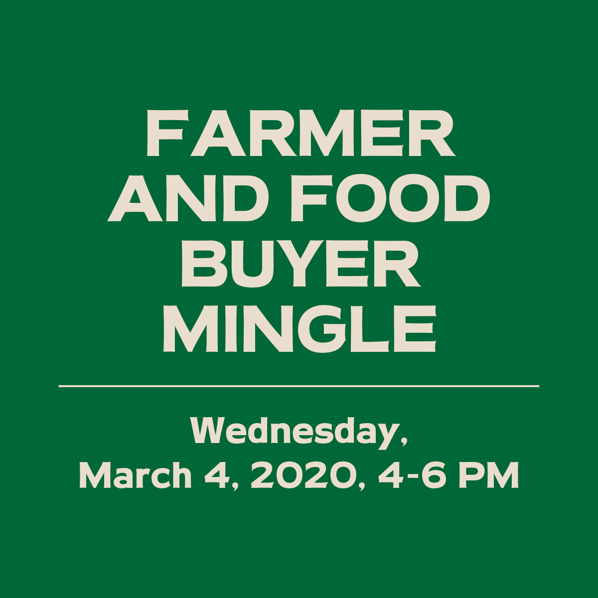 farmer mingle registration